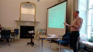 Hugh Whittall presents the Nuffield Council on Bioethics