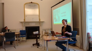 Andrea Berkemeier presents a Case Study